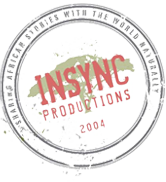 INSYNC Productions Logo